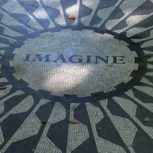 Imagine John Lennon NY